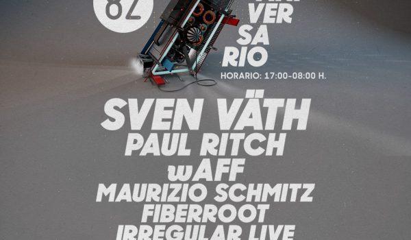 7º Aniversario 82 – Sven Väth / Lawrence Casal