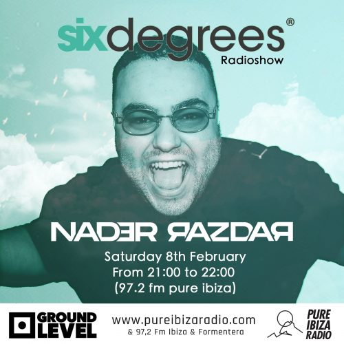 Sixdegrees Radioshow by Nader Razdar