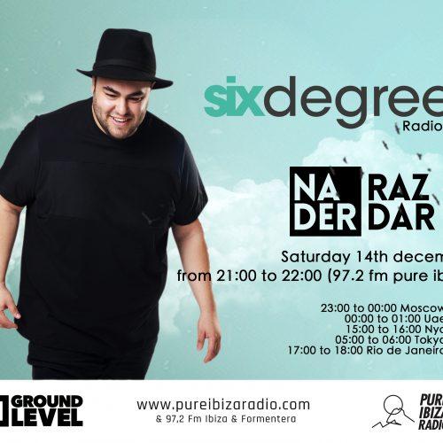 Six degrees Ibiza: Nader Razdar