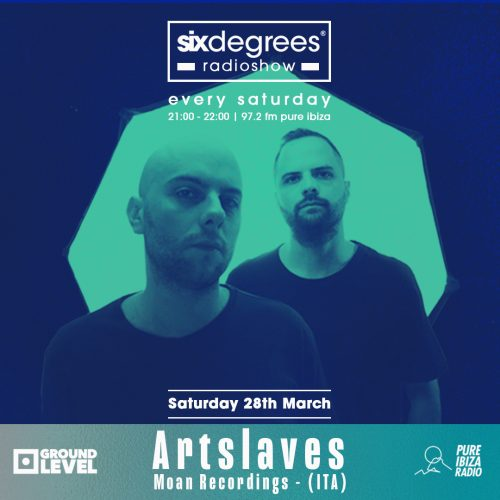 Sixdegrees Radioshow by Artslaves