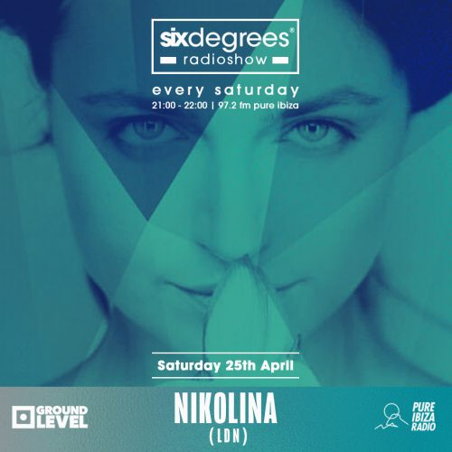 Sixdegrees Radioshow by Nikolina