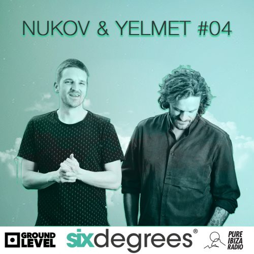 Sixdegrees Radioshow by Nukov & Yelmet