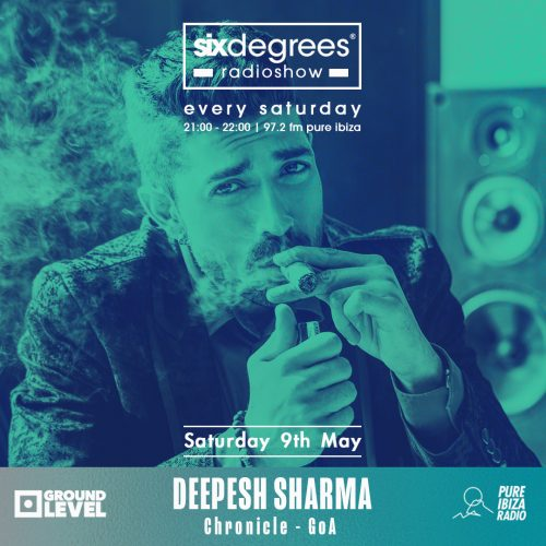 Sixdegrees Radioshow by deepesh sharma