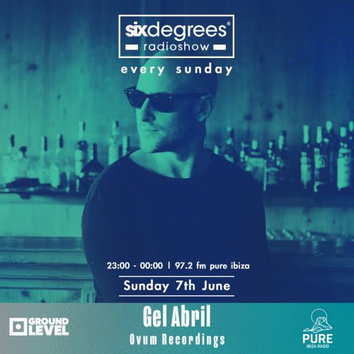 Sixdegrees Radioshow by Gel Abril