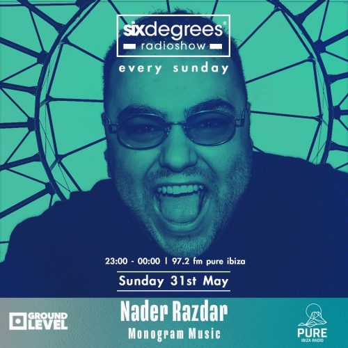Sixdegrees Radio show by Nader Razdar